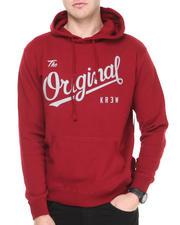 Men - Original KR3W Pullover Fleece Hoodie