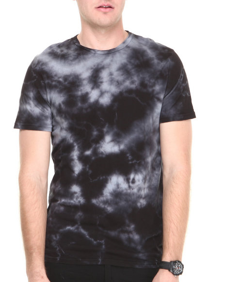 Volcom Black Tea Stain Solid Washed Tee