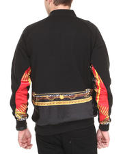 Crooks & Castles - Regalia Baseball Jacket