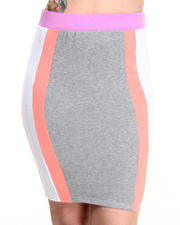 Baby Phat - Colorblock Active Skirt