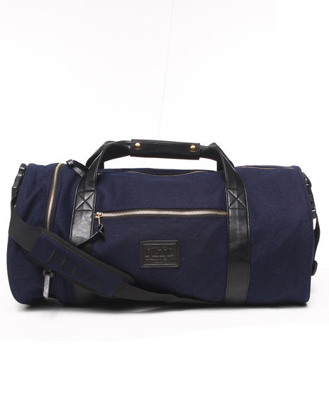 Flud Watches Men The Nomad Duffle Navy