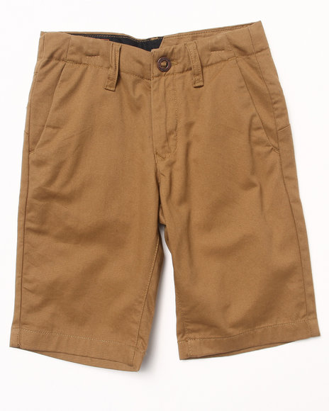 Volcom Boys Bronze Faceted Shorts (8-20)