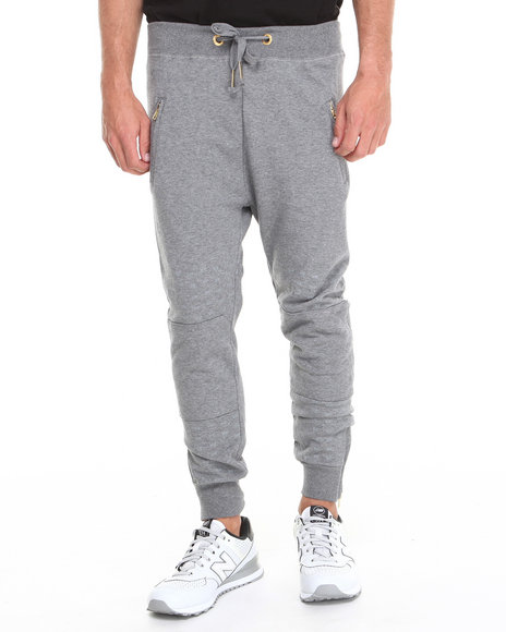 Well Established Grey Sweatpants