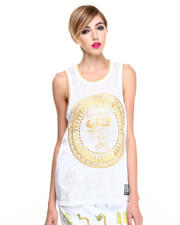 -FEATURES- - Giza Shield Mesh Tank