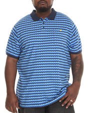 Polos - GET WAVY S/S POLO (B&T)