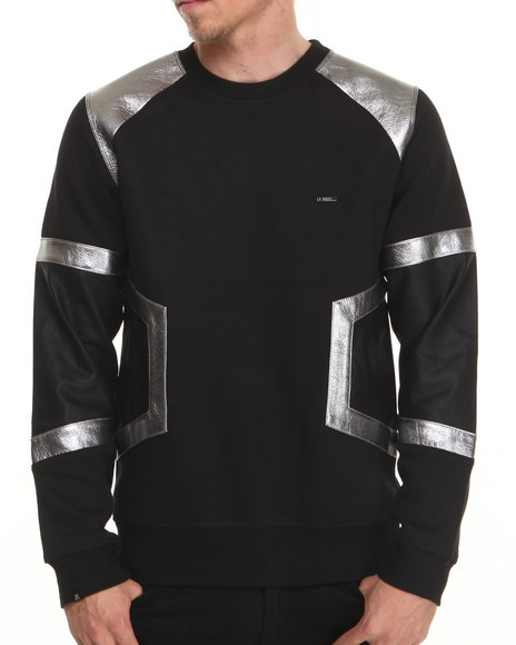 Kite Club Silver Tron Sweatshirt