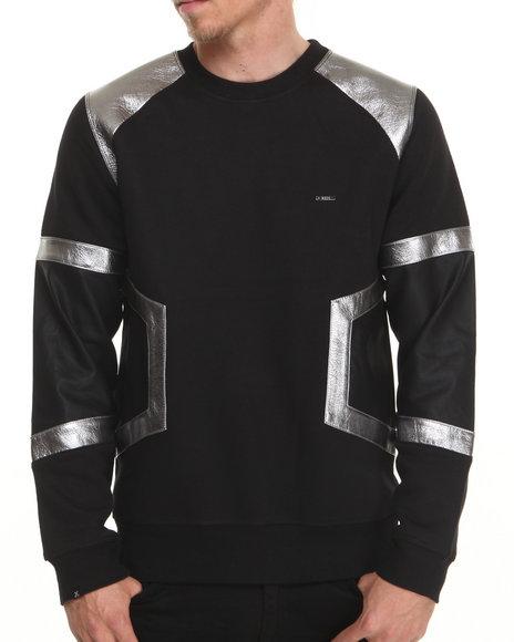 Silver Pullover Sweatshirts
