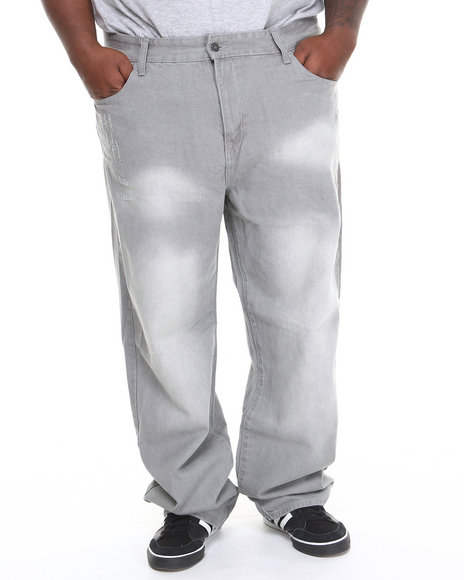 Rocawear - Men Grey Volume Jeans (B & T)