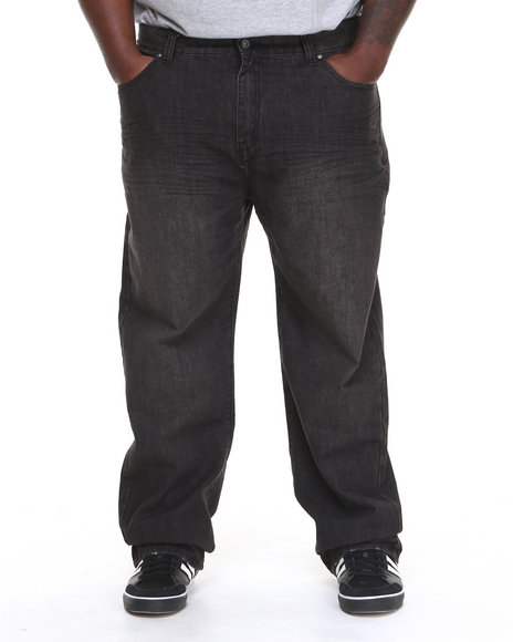 Rocawear - Men Black Roc Black Jeans (B & T)