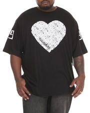 Rocawear - Black Hearts 99 S/S Knit Tee (B&T)