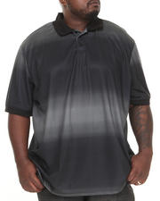 Big & Tall - Black Diamond Polo (B&T)