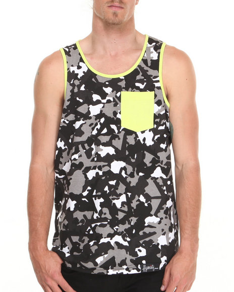 Flysociety Camo Tanks