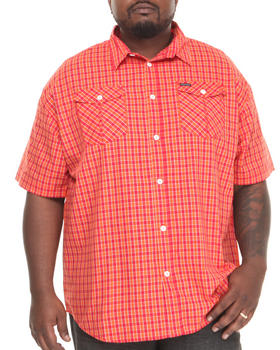 Rocawear - Everyday S/S Button-down (B&T)