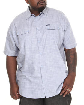 Rocawear - Nostrand Ave S/S Button-down (B&T)