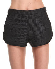 Women - QUILTED SHORTS
