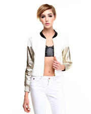 Light Jackets - Hollywood Varsity Jacket