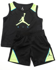 Air Jordan - RETRO 2 TANK SET (2T-4T)