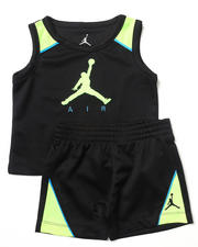 Air Jordan - RETRO 3 TANK SET (INFANT)