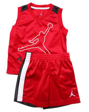 Air Jordan - JUMPY AIR TANK SET (2T-4T)