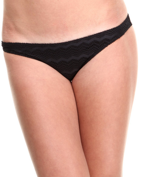 Volcom - Women Black Beat Street Full Bottoms