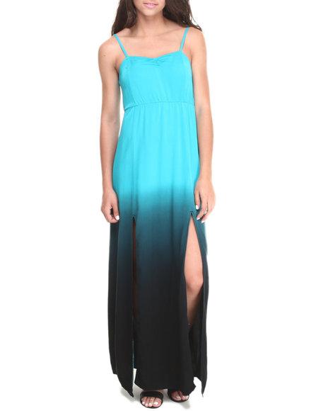 Volcom - Women Blue Two Dye For Dress