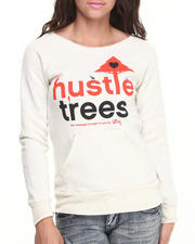 LRG - Hustle Raw Crew Fleece Pullover