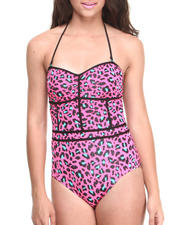 Swimwear - Call Me Wild One Piece Suit