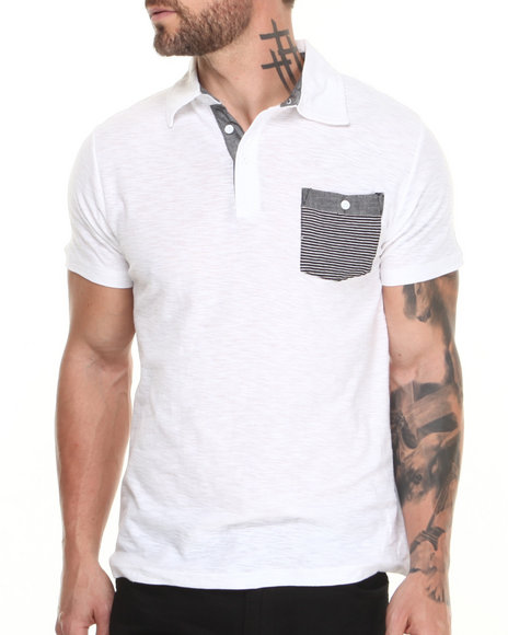 Buyers Picks White Polos