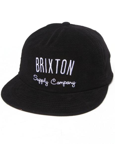 Brixton Cassidy Strapback Cap Black