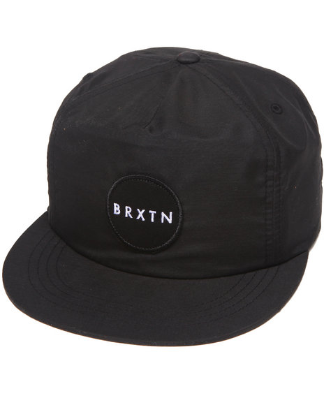 Brixton Meyer Strapback Cap Black