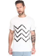 T-Shirts - S/S Chevron Tee