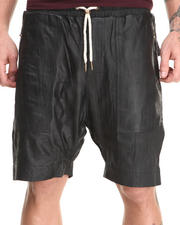 Shorts - Gabe Leather Short