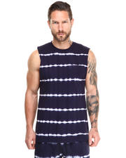 Sleeveless - Drip Trip Muscle Tee