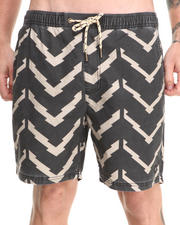 Shorts - Laguna Chevron Swim Trunk