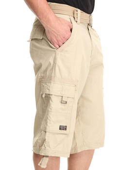 Buyers Picks - Jet Setter Herringbone Cargo Shorts