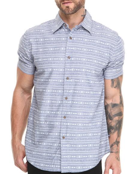 sante fe s/s button down shirt