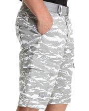 Men - Windsor Belted Camo Cargo Short