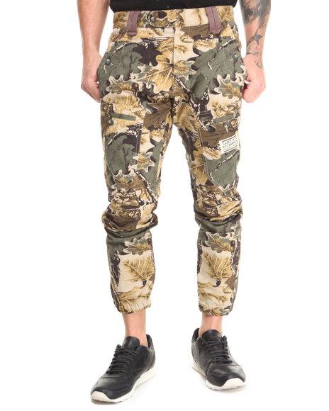 Sabit - Men Camo Pilot Cargo Pants