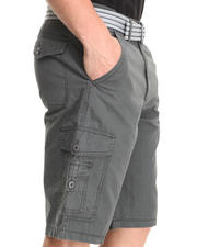 Shorts - Ripstop Belted  Cargo Short