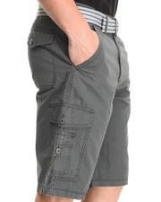 Men - Ripstop Belted  Cargo Short