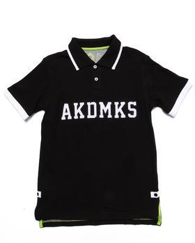 Akademiks - PIQUE AKDMKS POLO (8-20)