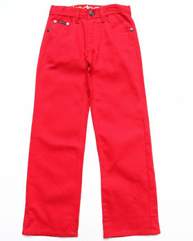 Akademiks - COLORED TWILL JEANS (8-20)