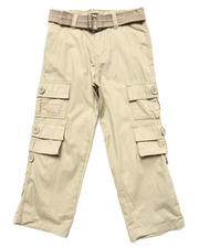 Sizes 4-7x - Kids - BELTED CARGO PANTS (4-7)