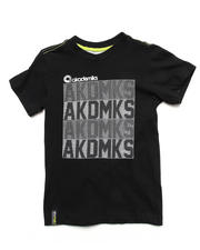 Akademiks - AKDMKS SCREEN TEE (4-7)