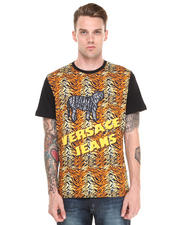 Men - Versace Tiger Tee