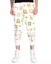 Sweatpants - Giza Heiroglyph Sweatpants