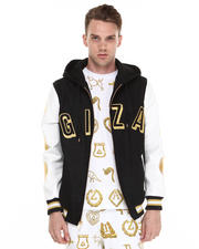 Light Jackets - Giza Shield Hoodie Jacket