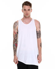 Men - Cain Asymmetrical Tank