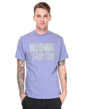"""Billionaire Boys Club - S/S """"Straight Logo"""" Foil Tee"""