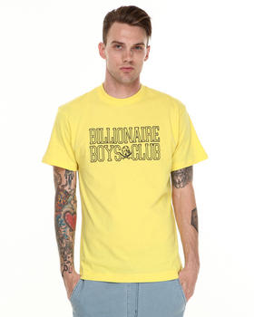 "Billionaire Boys Club - ""Lafmadax"" Logo Tee"